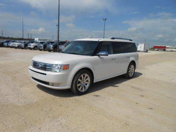 2012 Ford Flex Limited 6X278A