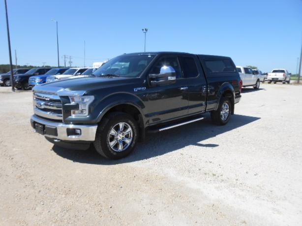 2015 Ford F-150 Lariat SuperCab 6X205A