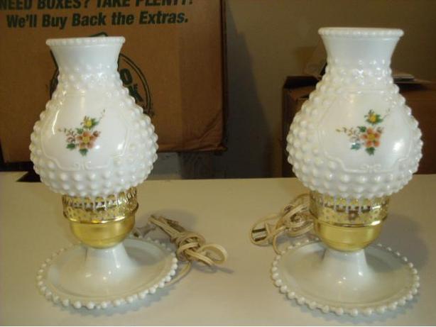 Retro Vanity lamps