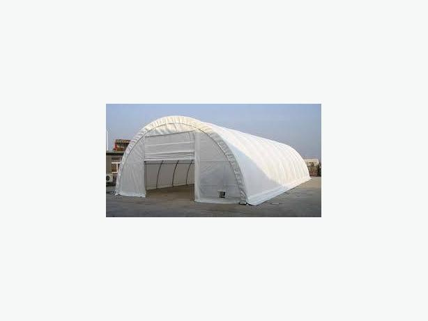 Storage shelter quonset