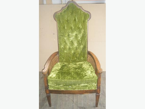 MANY vintage and antique chairs!  Starting at $20