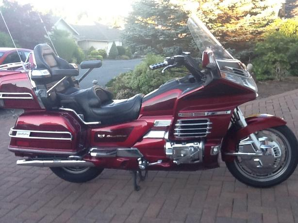 25th Anniversary Edition Goldwing