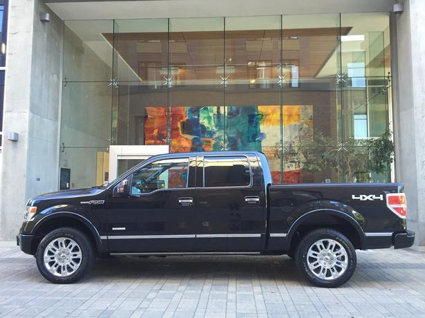 2013 Ford F150 Platinum SuperCrew 4x4 - ON SALE! - NO ACCIDENTS!