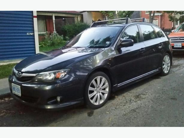 2011 Subaru Impreza 2.5I limited package