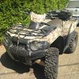 Brute Force 750 camo edition