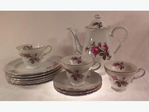 Westville Japan tea set