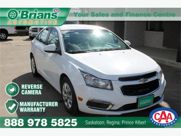 2016 Chevrolet Cruze 1LT  - WARRANTY