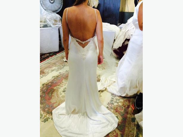 McCaffrey Haut Couture gown