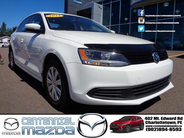 2014 VW JETTA TRENDLINE AUTOMATIC REDUCED TO $13990
