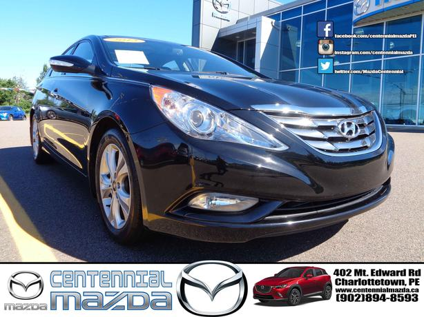 2013 HYUNDAI SONATA LIMITED FULL LOAD ONLY 36400 KM REDUCED TO $13990