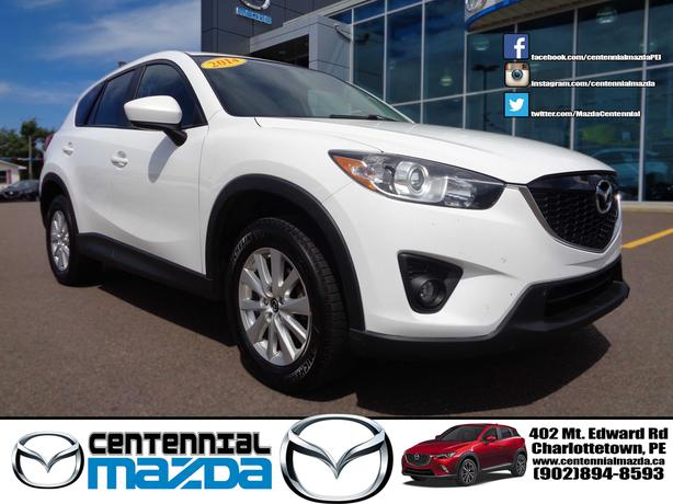 2014 MAZDA CX5 GS AWD REDUCED TO $13490