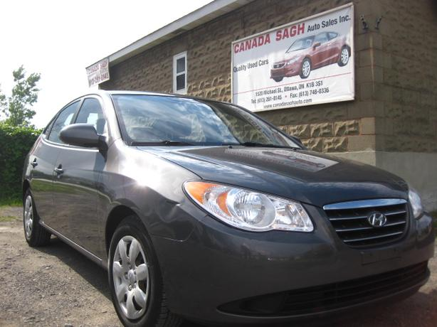 2009 Hyundai Elantra AUTO/AC/POWER ! 12M.WRTY+SAFETY $5400