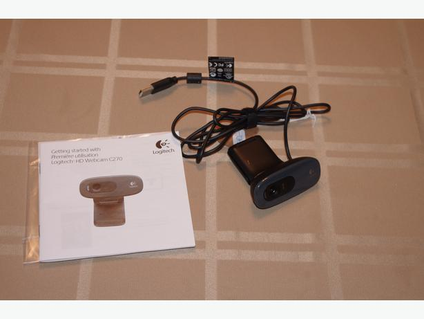 LOGITECH HD Webcam Model C270
