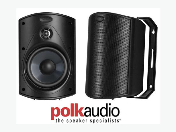 Outdoor Speaker ~ Polk Audio