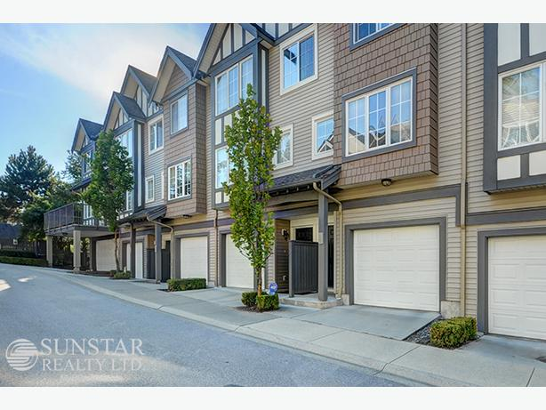 Burnaby The Crest 1560sf 3 Lvl 3 Bed 2.5 Bath Townhouse @ Chancery Lane