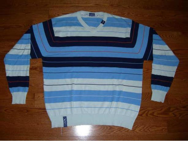 LRG V-NECK SWEATER