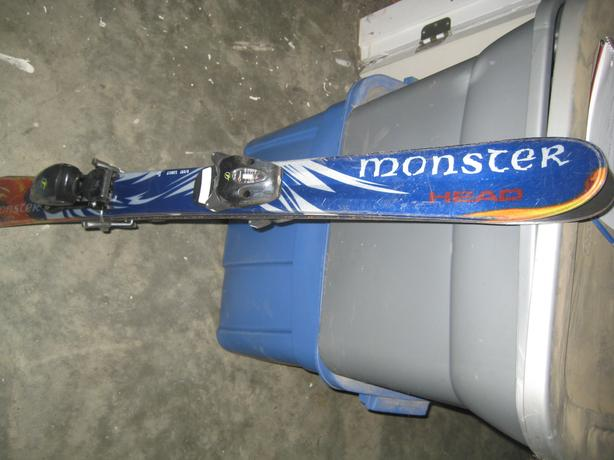 Monster Skis (youth)