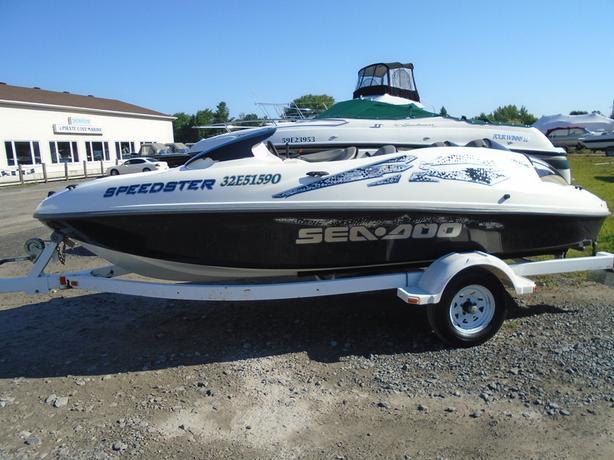 2000 Sea-Doo Speedster for Sale