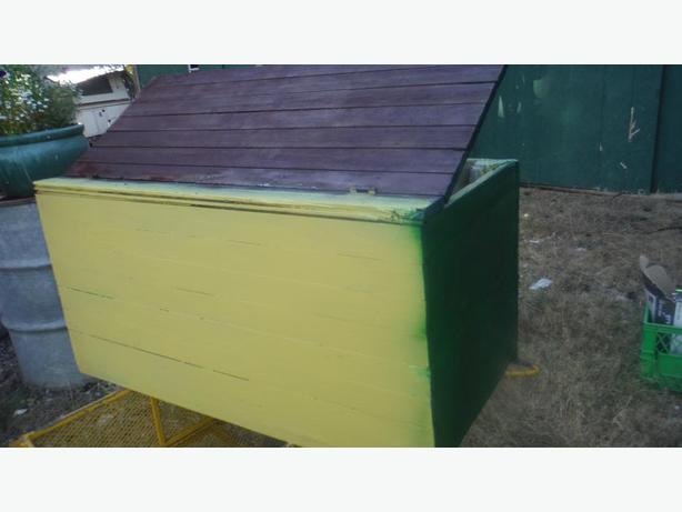 Woody FUNKY Hope chest