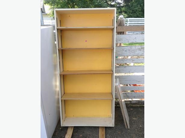 Book Shelf Wall Unit South Regina Regina