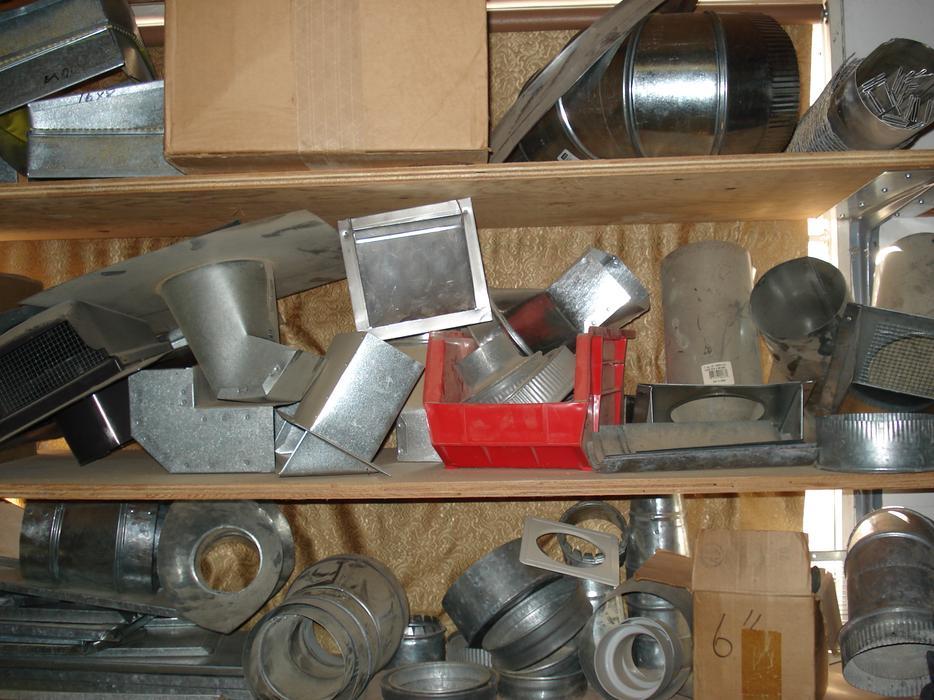 Sheet Metal Heating Shop Is Closing Equip Regesrers