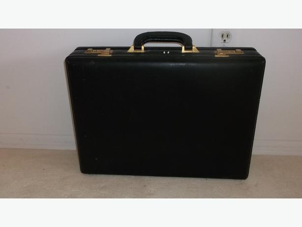 Genuine Leather Briefcase - $55