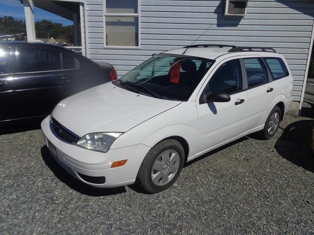 2007 ford focus wagon - ex city of nanaimo