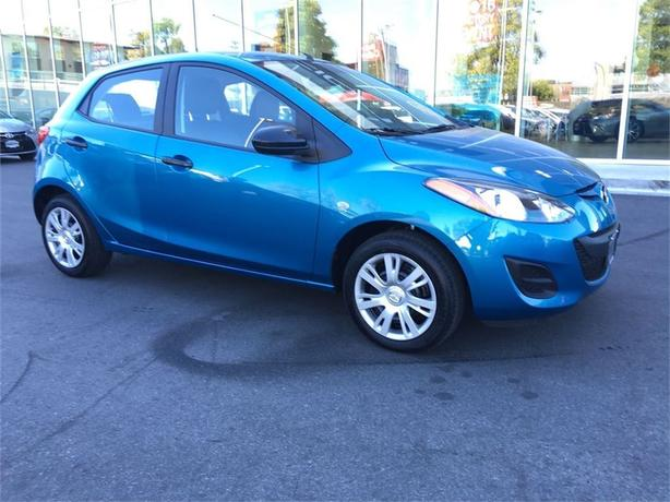 2012 Mazda Mazda2 GX NO ACCIDENTS LOCAL B.C. ONE OWNER