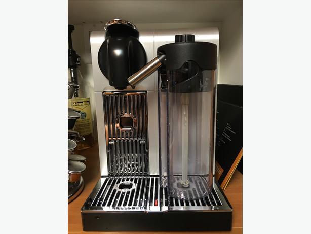 nespresso lattissima pro en 750mb espresso machine - Nespresso Lattissima Pro