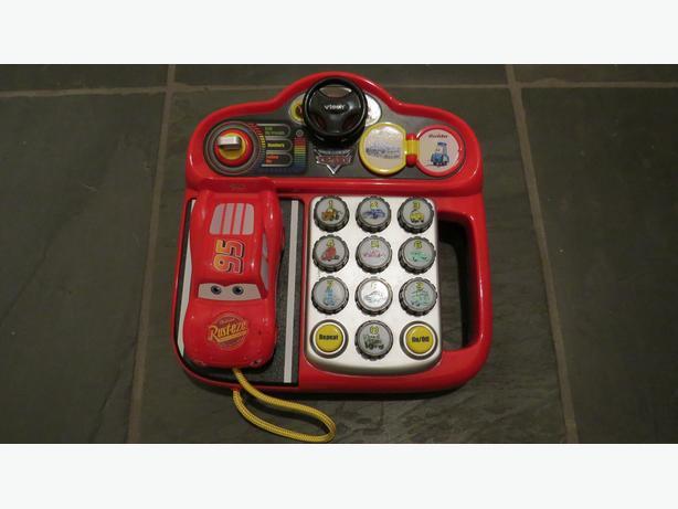 vtech Cars phone