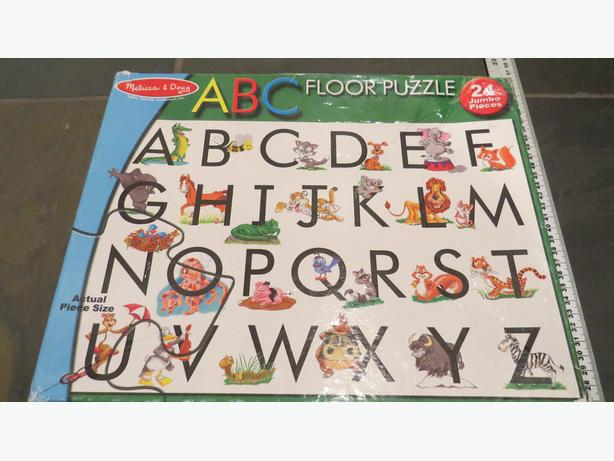Melissa and Doug ABC Floor Puzzle