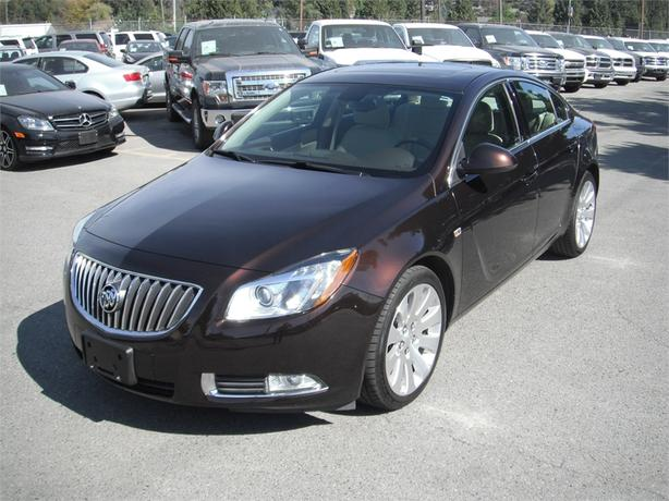 2011 buick regal cxl turbo 6xt outside calgary area calgary. Black Bedroom Furniture Sets. Home Design Ideas