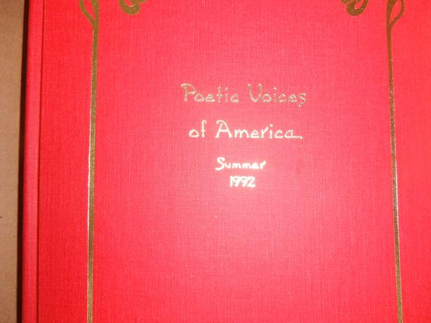 Poetic Voices of America Summer 1992- N. Duncan