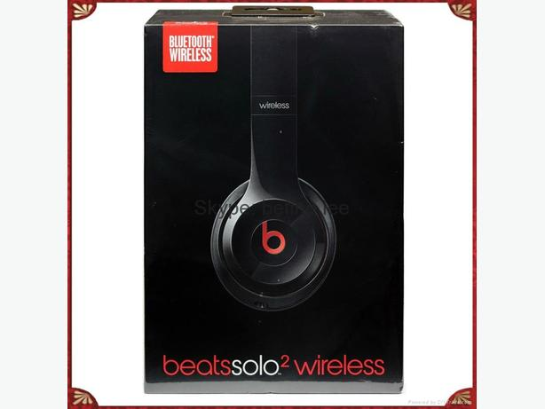 Beats Solo 2 Wireless Headphones - Brand New & Factory Sealed (North York)