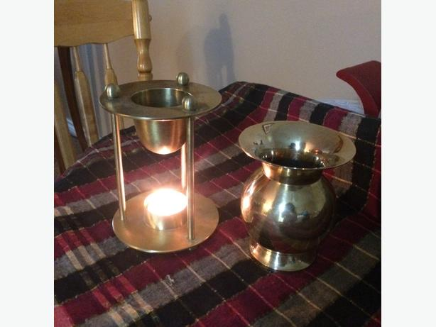 Solid Brass Burner