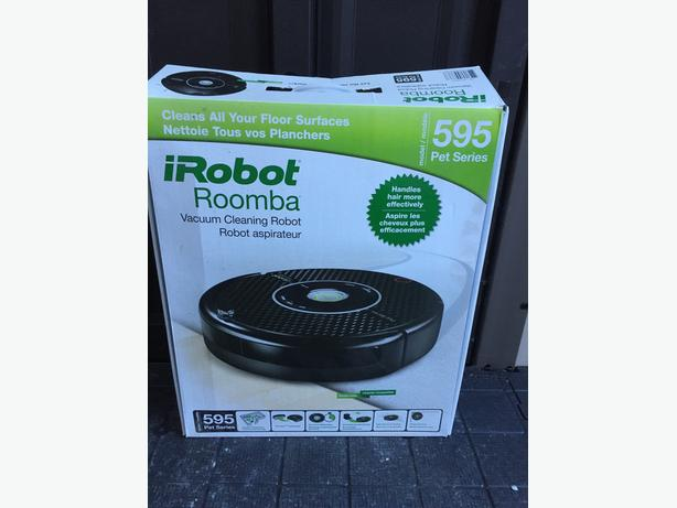 Vacuum - IRobot 595 Pet Series