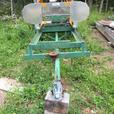 champion mobile bandsaw sawmill