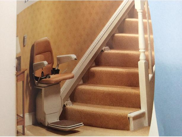 Electric Stairlift for Home Mobility