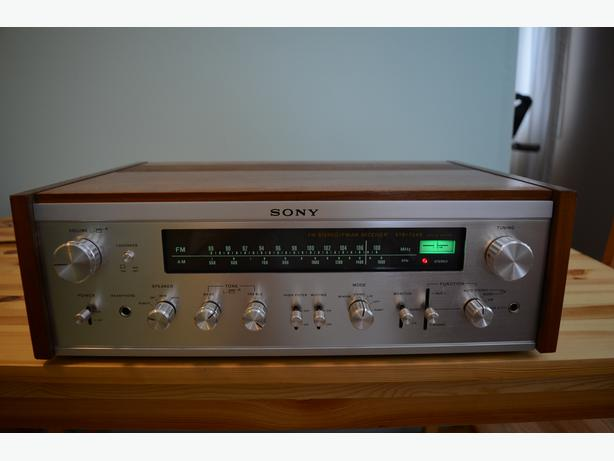 SONY STR-7045 VINTAGE 1975  RECEIVER NEAR MINT CONDITION