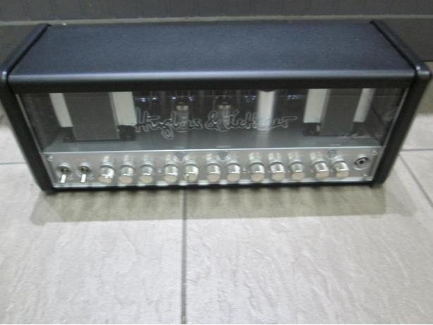 HUGHES AND KETTNER TUBE MEISTER 36 AMP HEAD