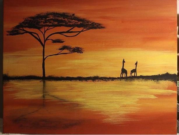 """16x20"""" Paintings"""