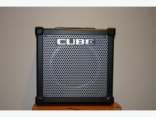 roland cube 40gx combo amp west carleton ottawa. Black Bedroom Furniture Sets. Home Design Ideas