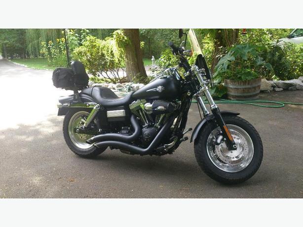 2013 Harley-Davidson Fat Bob