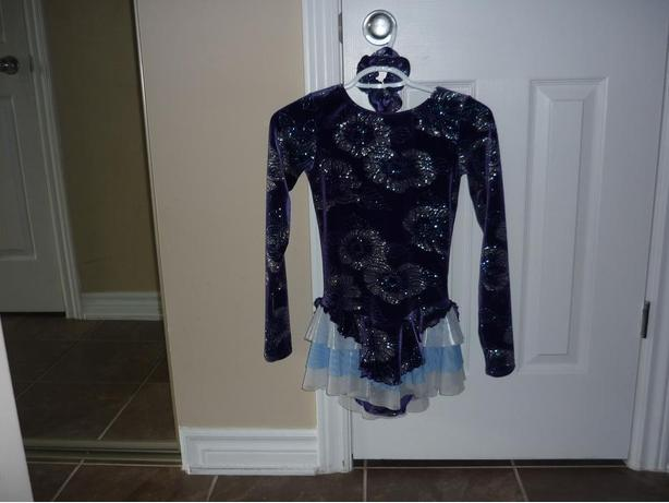 Mondor Figure Skating Dress / Size 12-14