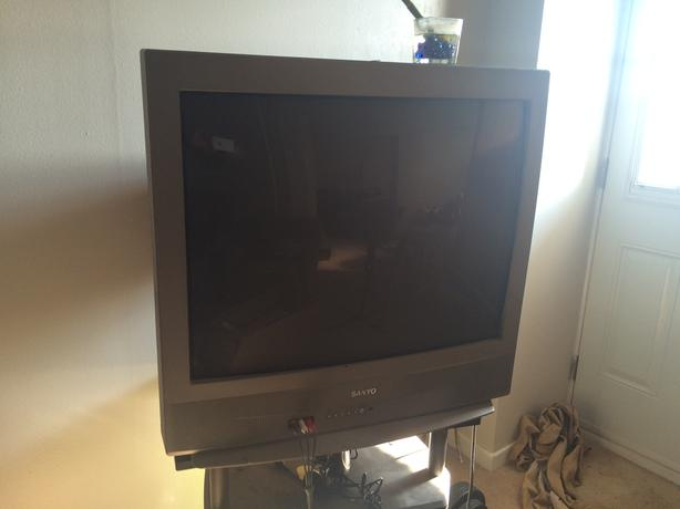 24 Inch Sanyo Tube TV for Sale $40.00