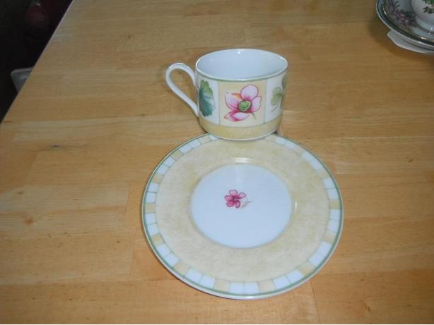 Indonesia cup & saucer