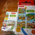 Fisher Price 5 in 1 Adventure puzzle (new)