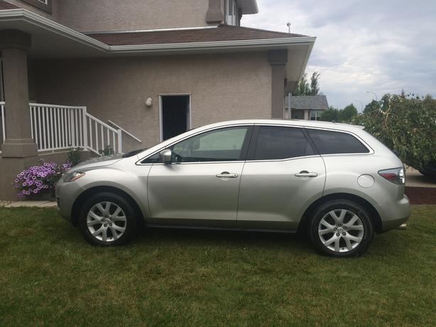 2008 awd mazda cx 7 turbo for sale north regina regina. Black Bedroom Furniture Sets. Home Design Ideas