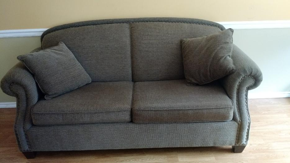 Sklar Peppler Sage Hide-a-bed Couch Central Saanich, Victoria