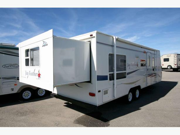 2007 JAYCO JAY FEATHER 254